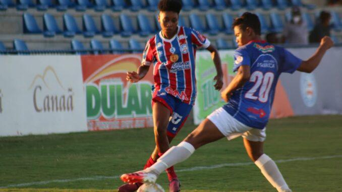 Decisão entre Doce Mel e Bahia terá torcida neste domingo no Waldomiro Borges em Jequié