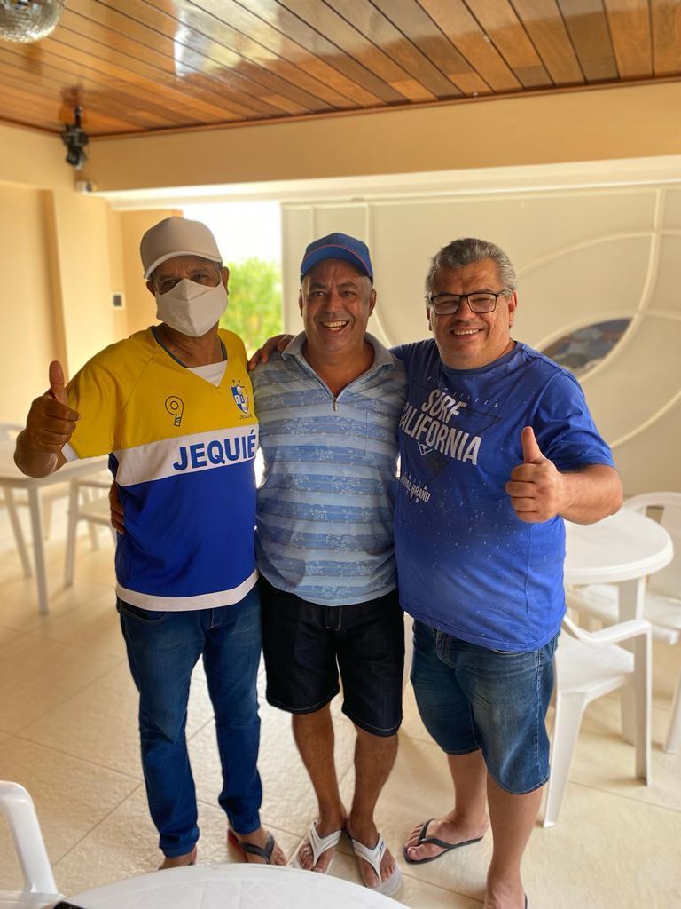 Grupo anuncia interesse em concorrer à presidência do Jequié e quer ex-jogador como diretor de futebol